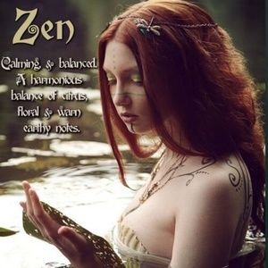 ZEN Scented Fragrance Body Oil